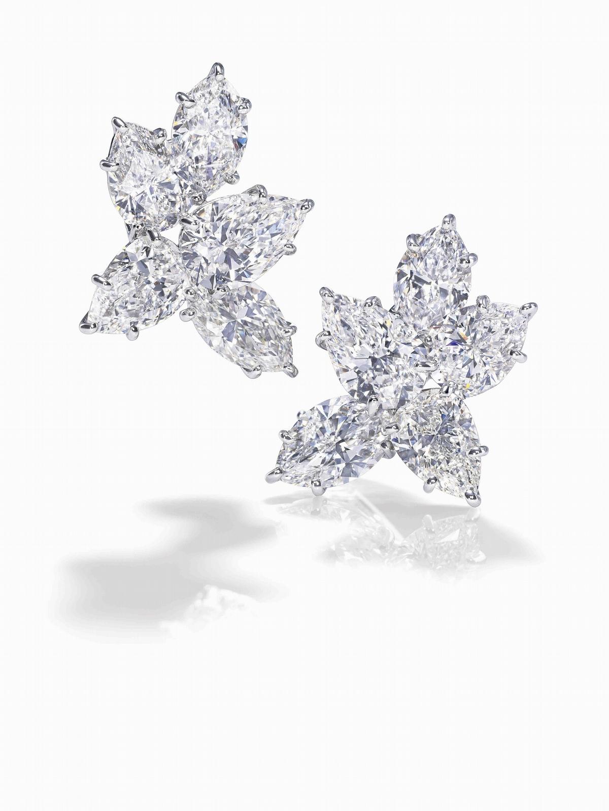 結霜冬青樹的祕密——海瑞溫斯頓「錦簇鑲嵌」工藝