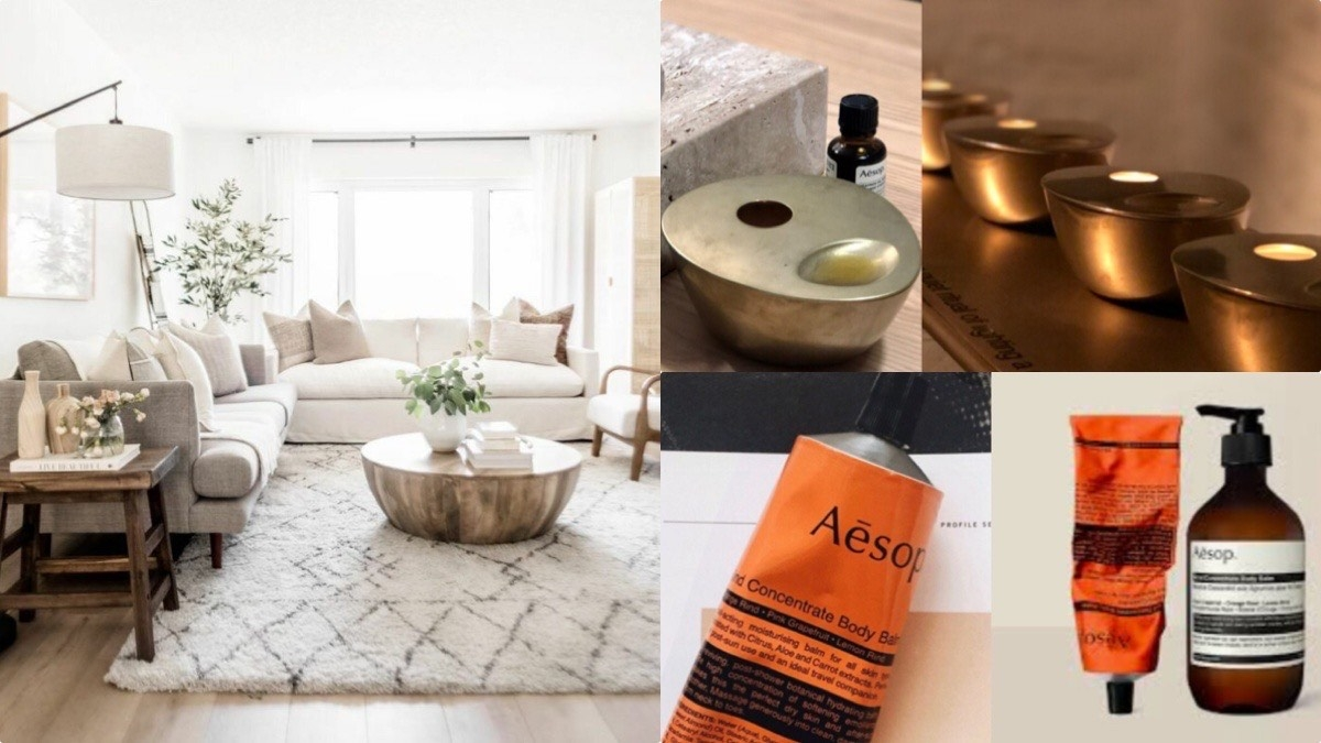 Aesop推薦居家保養清單,從清潔、薰香、到清潔抗菌,讓妳在家也有純淨無瑕的舒心