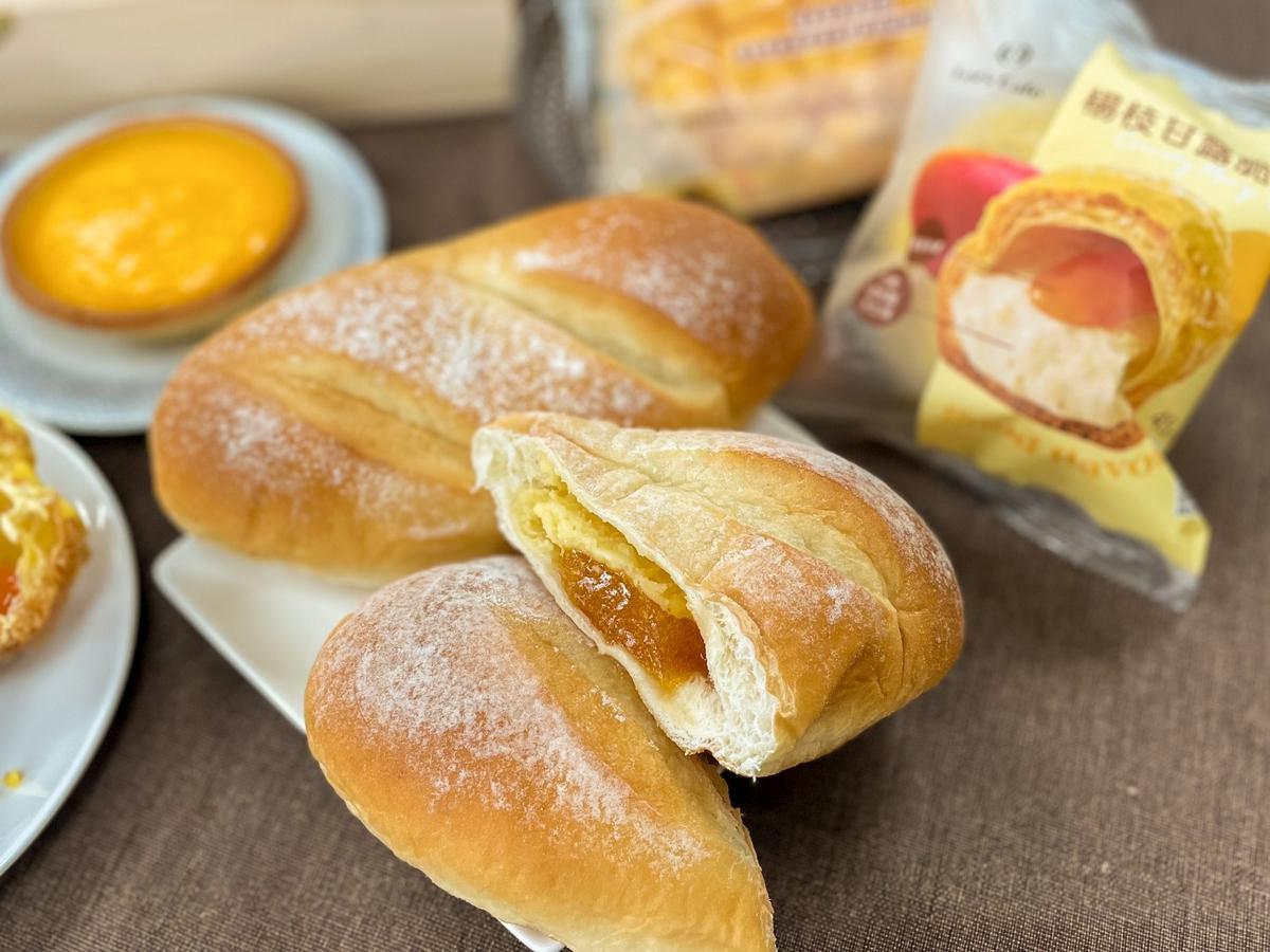全家芒果季推7款點心!「楊枝甘露泡芙、Pablo芒果起司塔、芒果乳酪Q心麵包」必吃