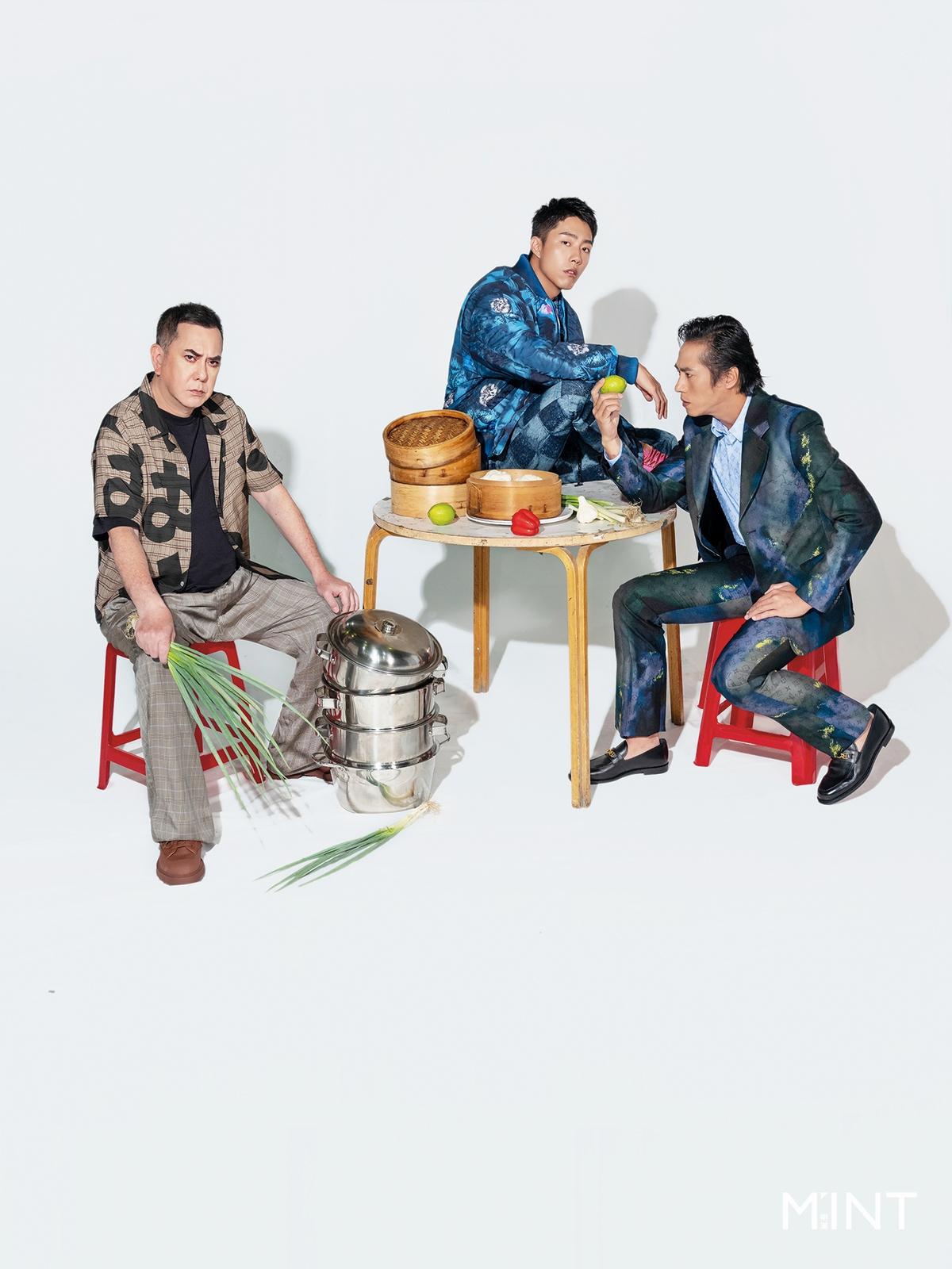專訪/當我們湊在一起  黃秋生 莊凱勛 蔡凡熙