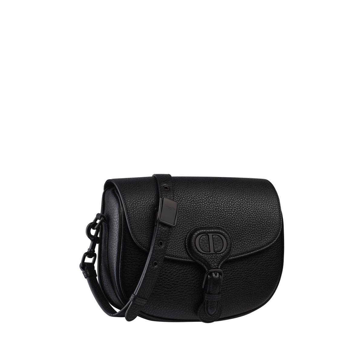 永遠讓人心動!DIOR全新黑色手袋系列,款款令人著迷~黑色控別錯過