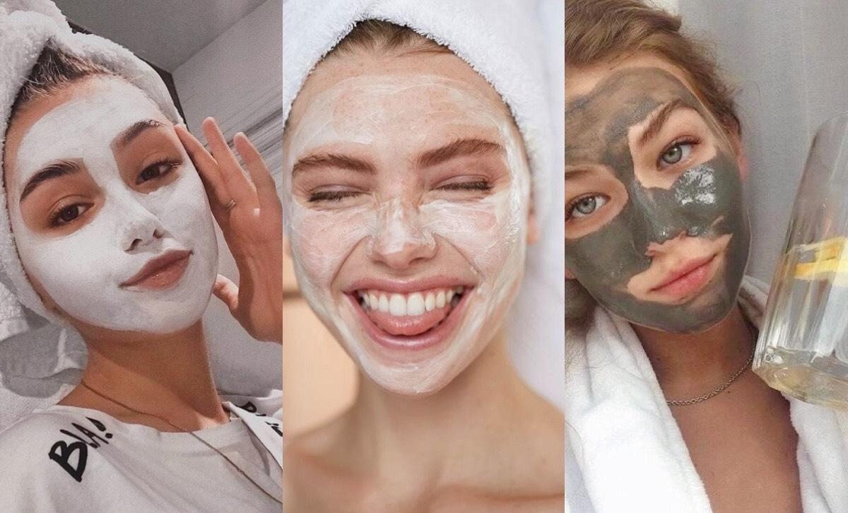 面膜真的是肌膚瞬效美肌的好朋友,WFH邊敷臉邊工作,一天比一天更嫩滑更光采