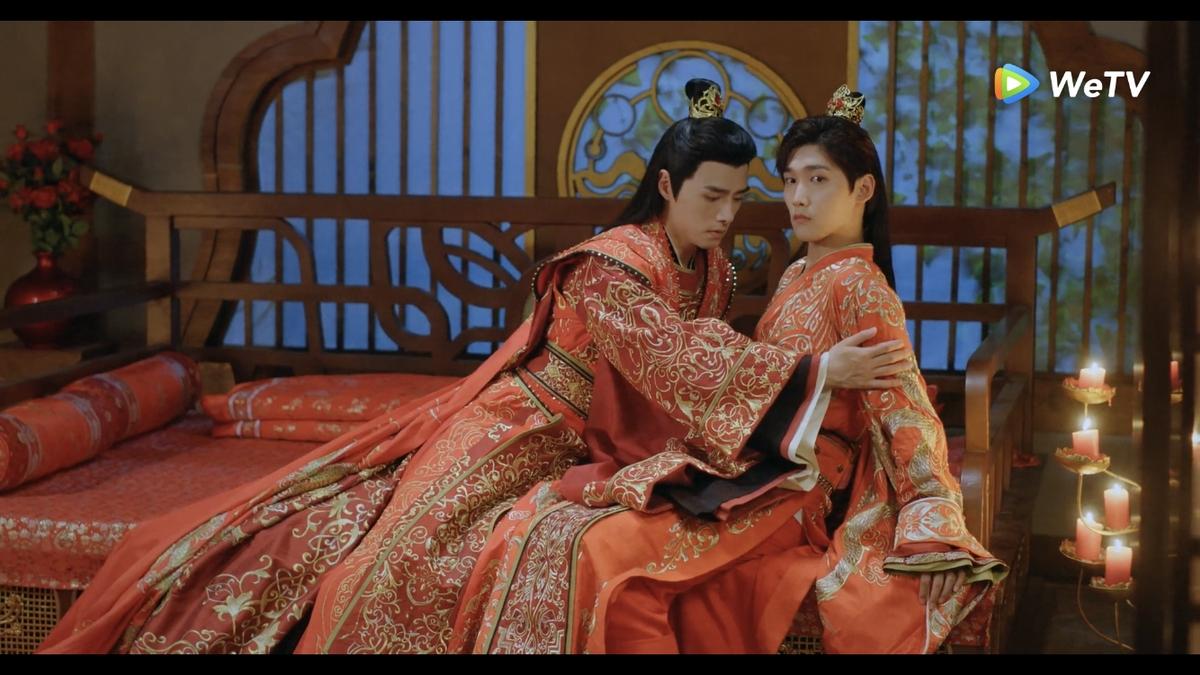 《雙世寵妃3》27場吻戲輪番撒糖!「紅蓋頭吻」再創花式吻戲新高峰
