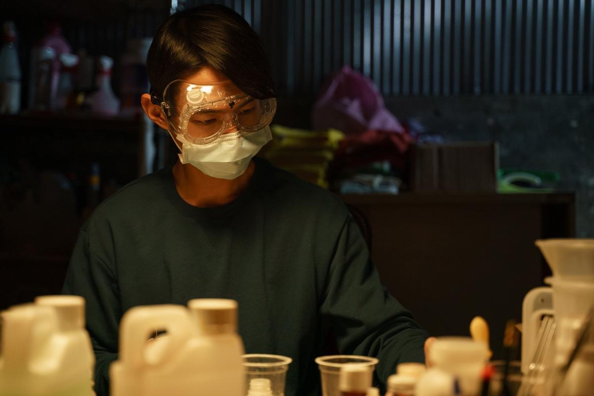 《人生清理員》入圍2021紐約電視電影獎! 黃河嗨到從床上驚醒