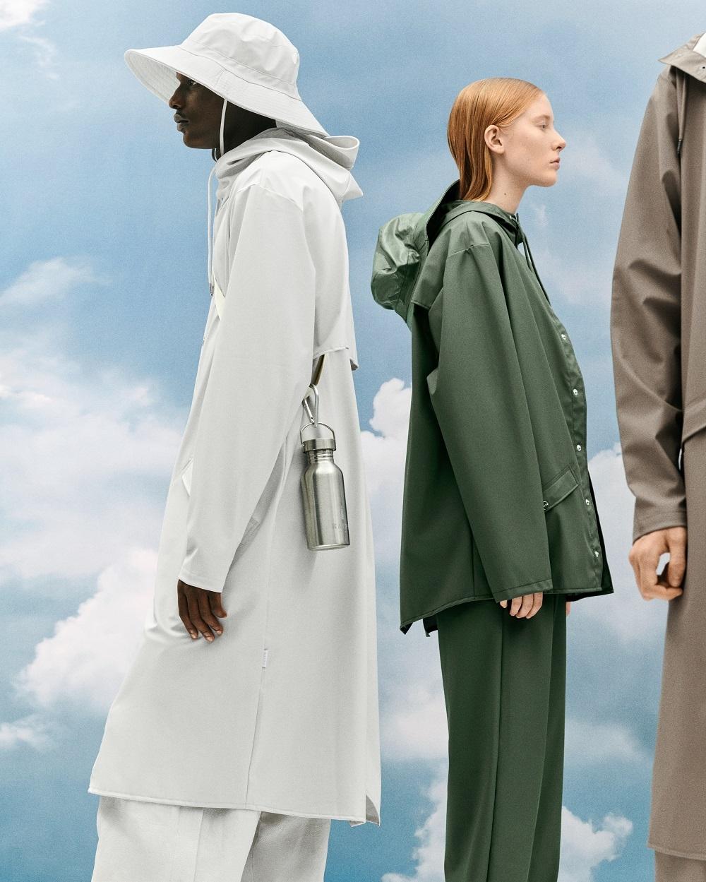 雨衣的時髦新定義!穿著Rains讓你從此愛上下雨天