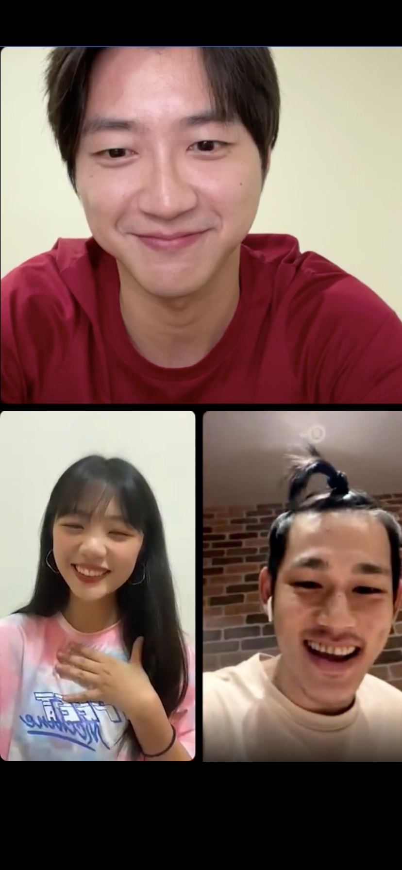 江宏傑撩妹連發讚《全明星》最美麗是她!逼問師妹最愛誰吃飛醋