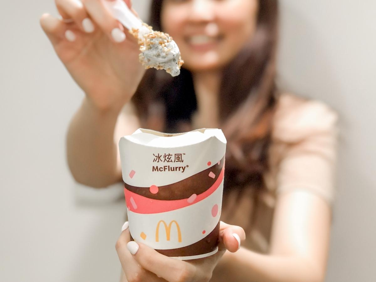 麥當勞必吃新品「韓風炸鷄腿、蕎麥芝麻冰炫風」6/30開賣!3大外送平台直送到家
