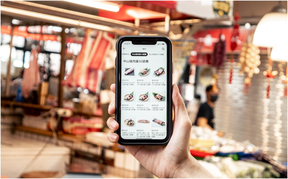 免出門也能逛菜市場!Uber Eats主打9家市場、30分鐘外送到府,直接把新鮮食材送到家