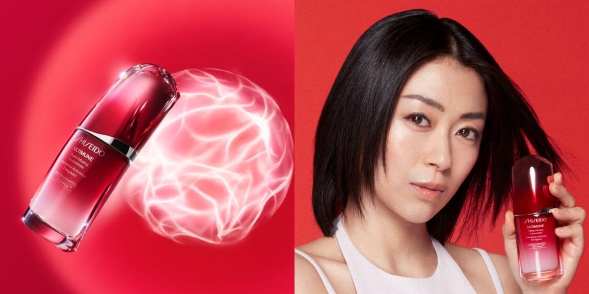 日本天后宇多田光出道23年「First Love 」保養代言#小紅瓶,用了再也回不去!