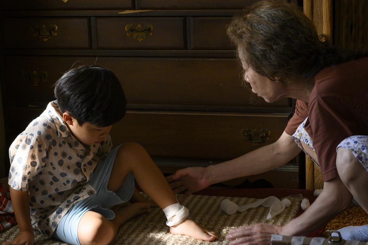金獎奶奶尹汝貞教你24小時居家收服孫子!影展強片讓你宅家不無聊
