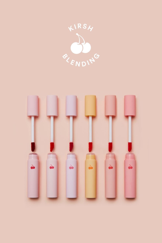 心臟爆擊!韓國潮牌KIRSH彩妝系列台灣也買得到!馬卡龍腮紅、水感唇釉療癒又可愛