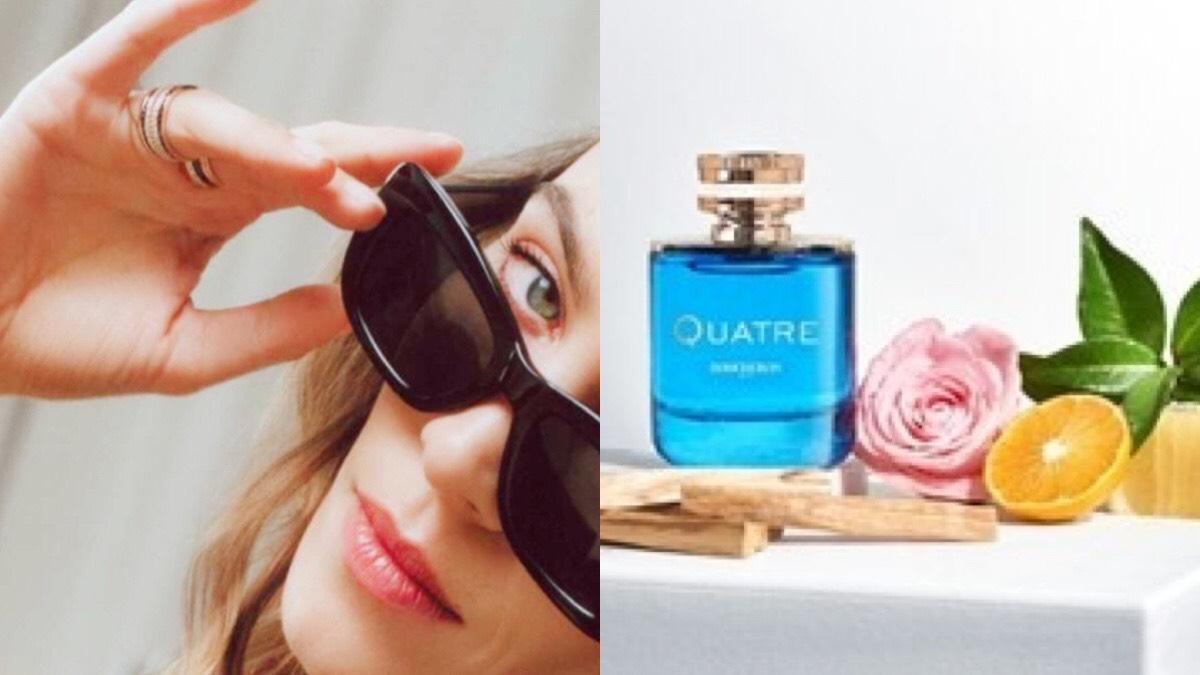 寶詩龍BOUCHERON蔚藍環戒淡香精,多重的花香讓你時而優雅,時而性感,同時增添異國風情