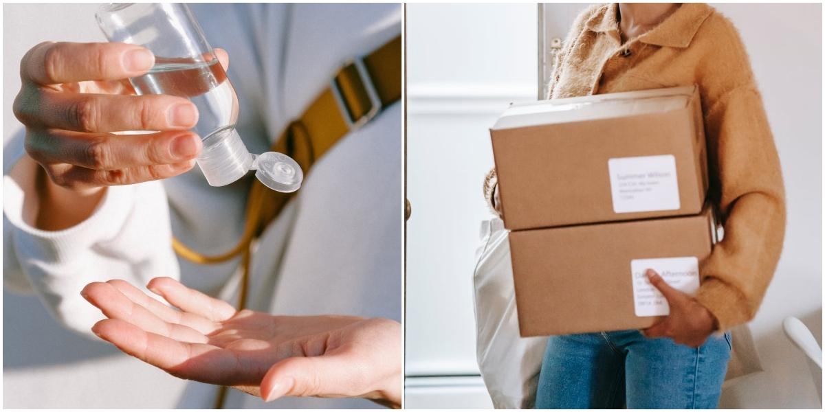 別再對食物包裝、包裹消毒了!醫揭2大消毒迷思,做到這點才是防疫關鍵