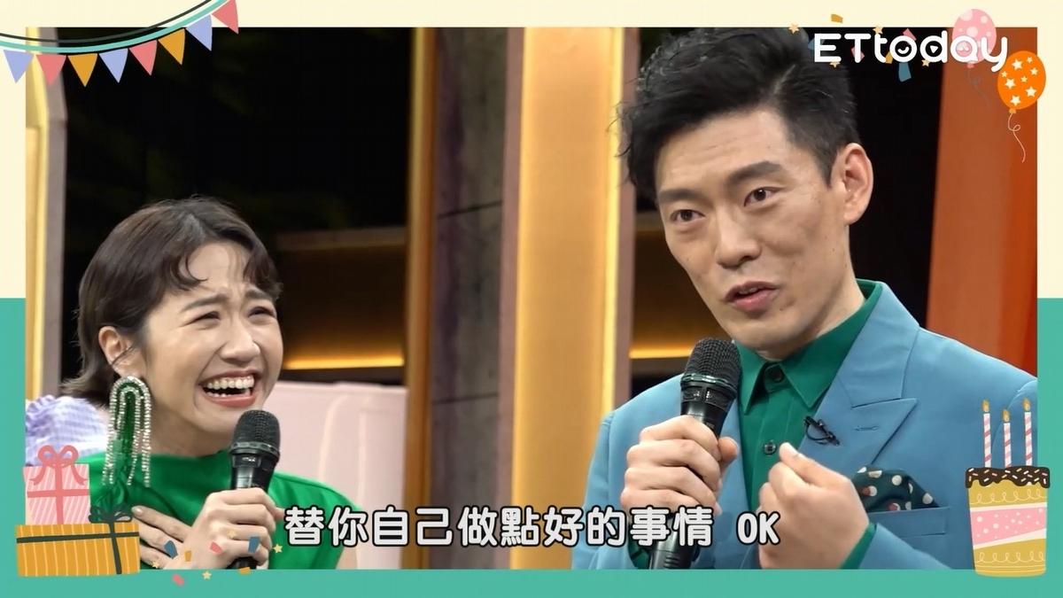 亞洲廚神Jason Wang慶生被逼哭 辯稱「是點眼藥水啦」