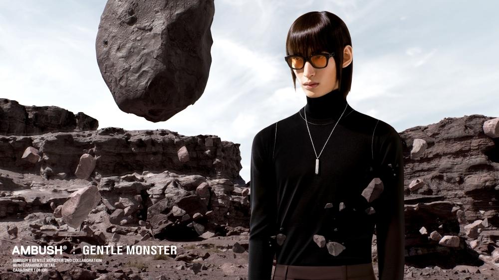 這包裝太帥!GENTLE MONSTER與日本潮牌AMBUSH聯手合作,全球限量開賣