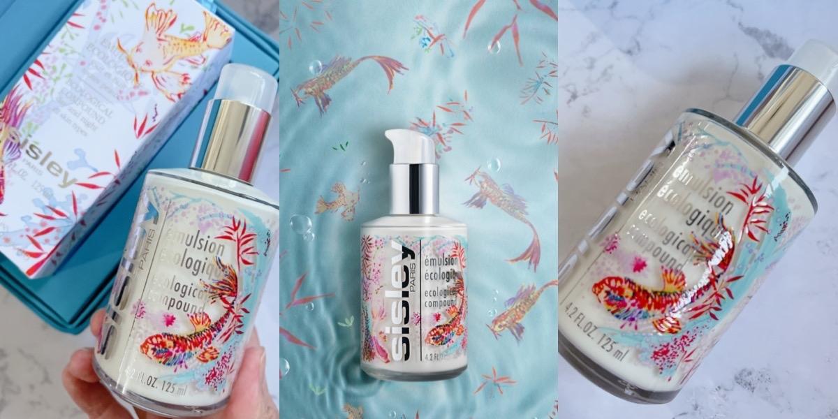 用過就會愛到底的Sisley 全能乳液推出 『2021夢想優游限量瓶』! 今夏就靠這瓶幫肌膚重現仙女光!