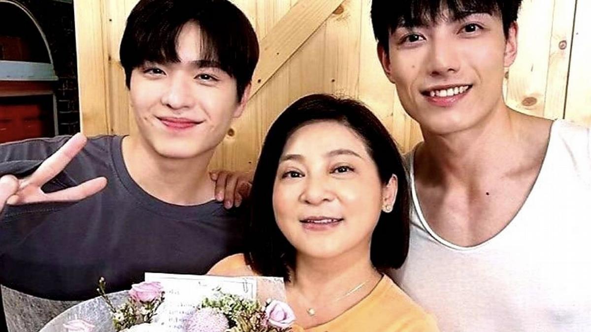 王彩樺樂當同志媽咪!驕傲讚「兒子都很帥」