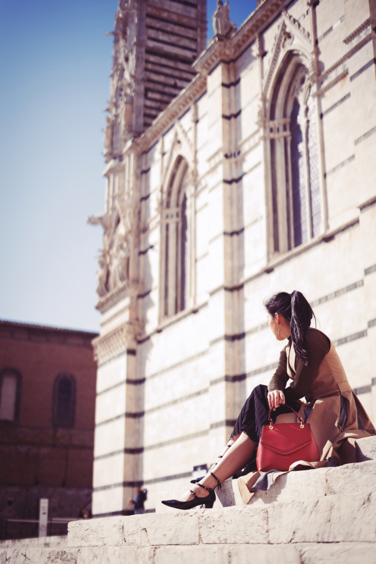 這畫面太美!跟著凱特王妃御用品牌GRACE HAN 一起漫遊義大利