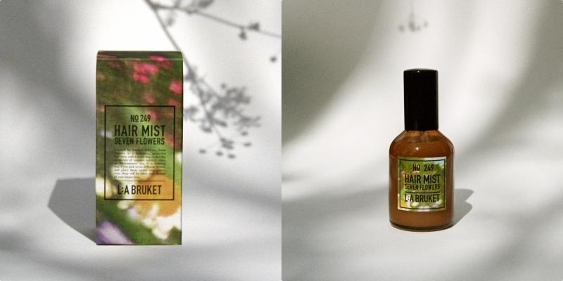 將七種花朵香揉和成浪漫的仲夏夜髮香噴霧,即使在炎熱的高溫下,不但能讓髮香香的,還能能度抗紫外線的傷害!