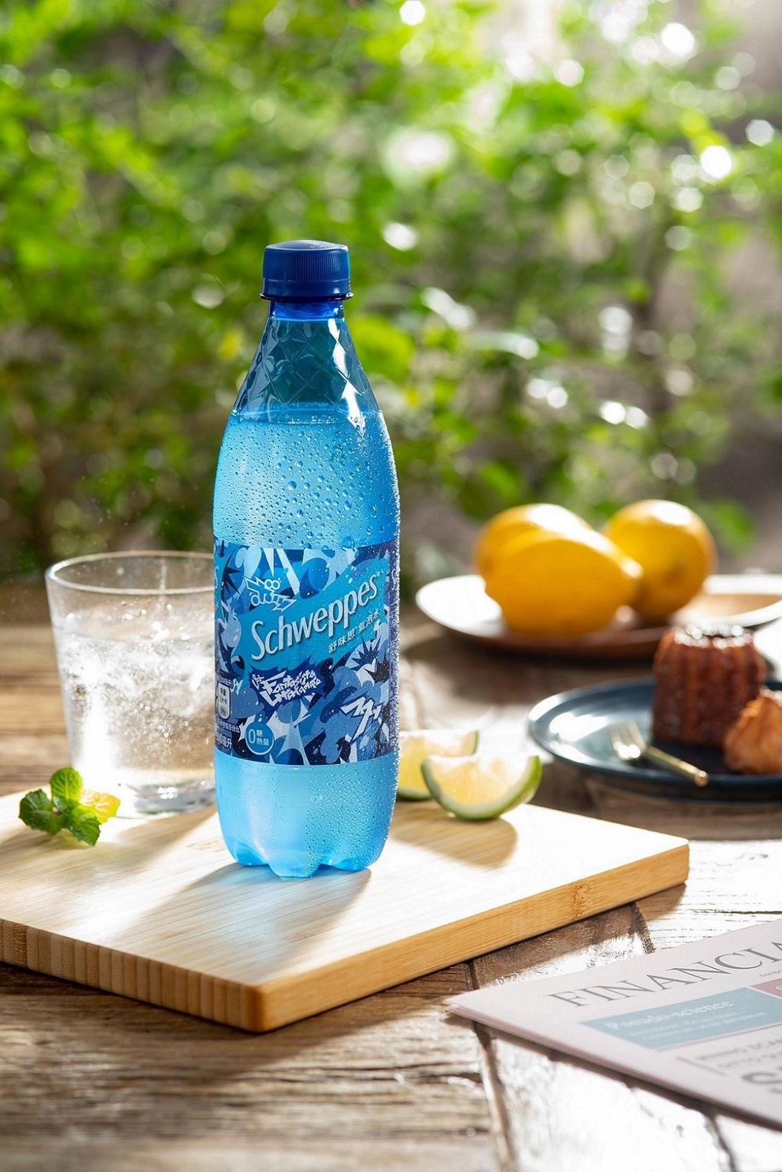 解暑就喝這罐! 「Schweppes舒味思」X「Fantasista Utamaro」3款限定潮流藝術瓶登場