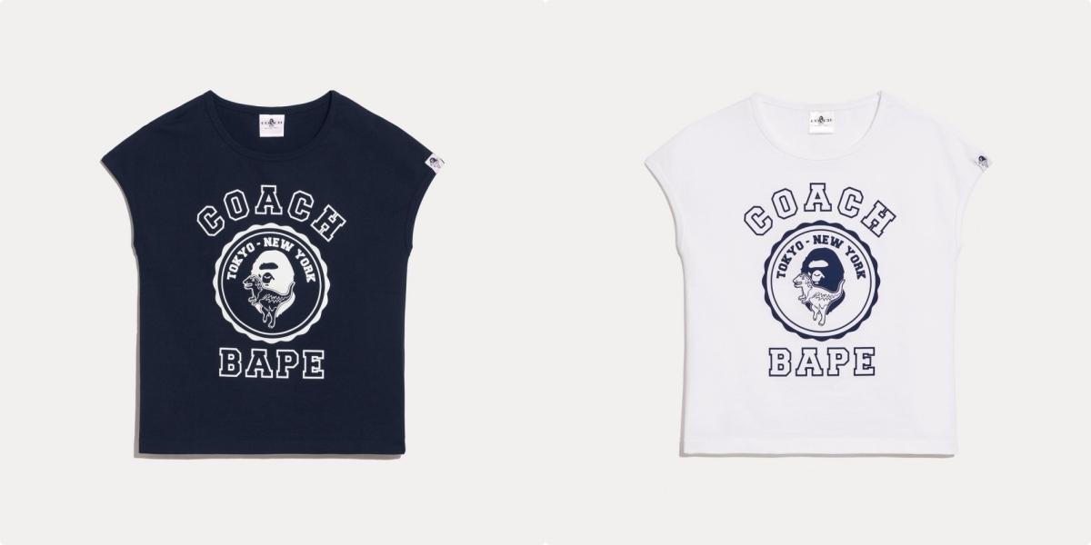 木村光希搶穿BAPE® X COACH 聯名台灣也能買!何時販售、購買規則一次整理