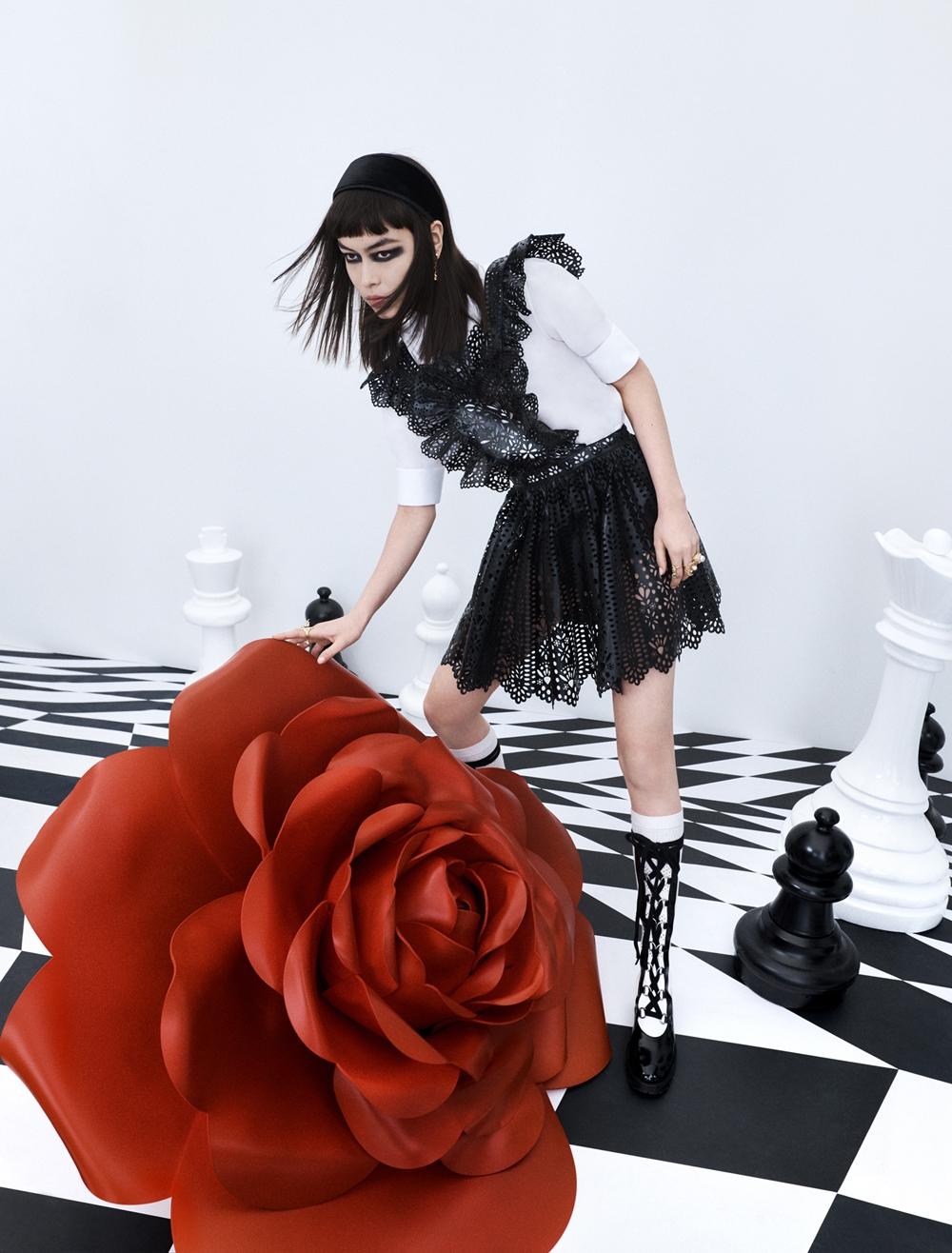 Dior Amour 七夕膠囊系列!滿滿珍珠、愛心與俏紅徹底感受法式甜蜜愛戀
