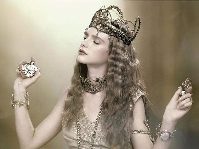 Lovely Anna Sui 時尚&香氛完美結合 波希米亞之夜