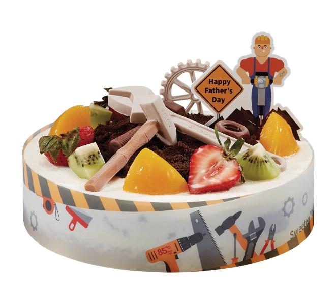 2021父親節蛋糕人氣推薦!超火紅巴斯克乳酪、芋頭巧克力、水果千層、造型冰淇淋,預購優惠資訊一次看