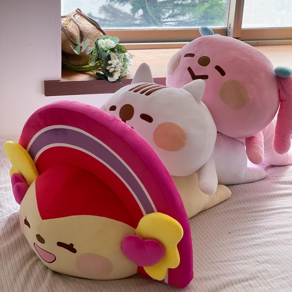 7-11推30款「卡娜赫拉的小動物世界萌集點送」 OPEN家族X卡娜赫拉福袋、巨型娃娃同步販售!