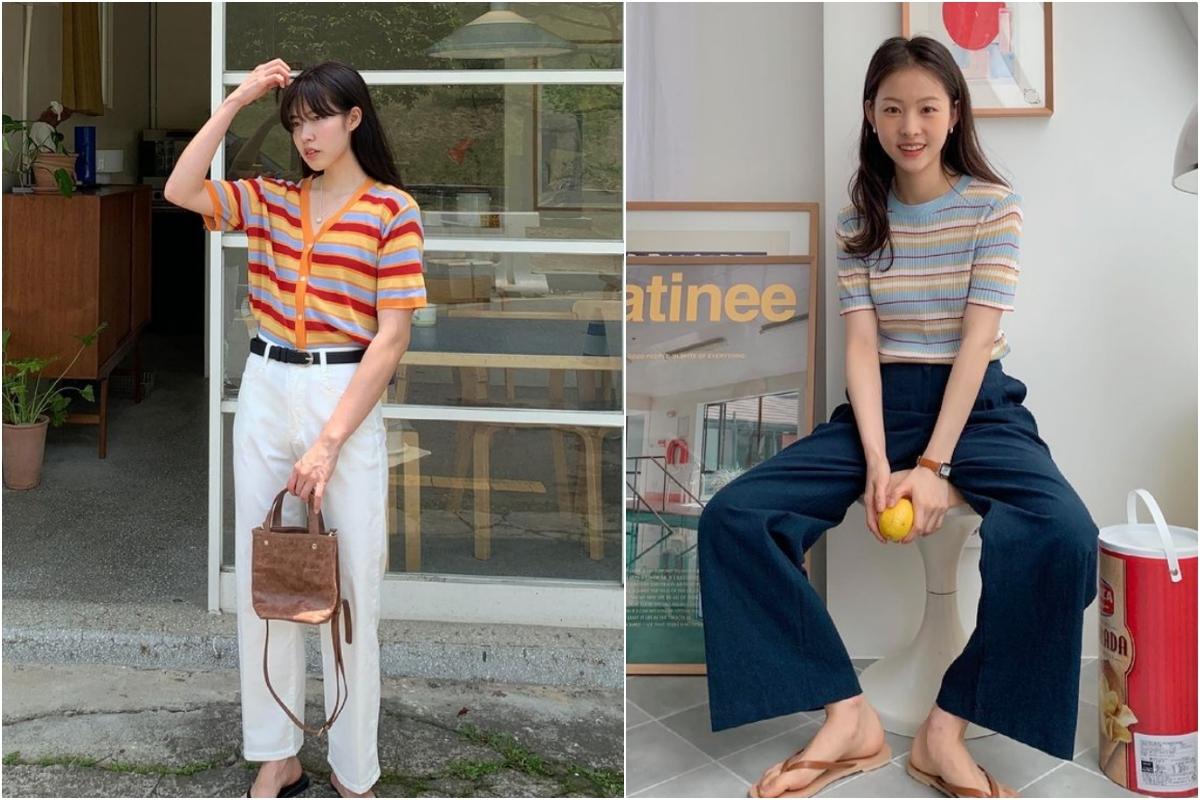 2021夏日上衣TOP5必收!兩件式設計、小外套…款款都是韓妞最愛
