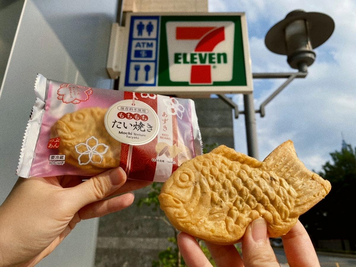 7-11推4款療癒日式甜點!草莓風味超萌Hello Kitty人形燒、紅豆鯛魚燒滿餡超滿足!