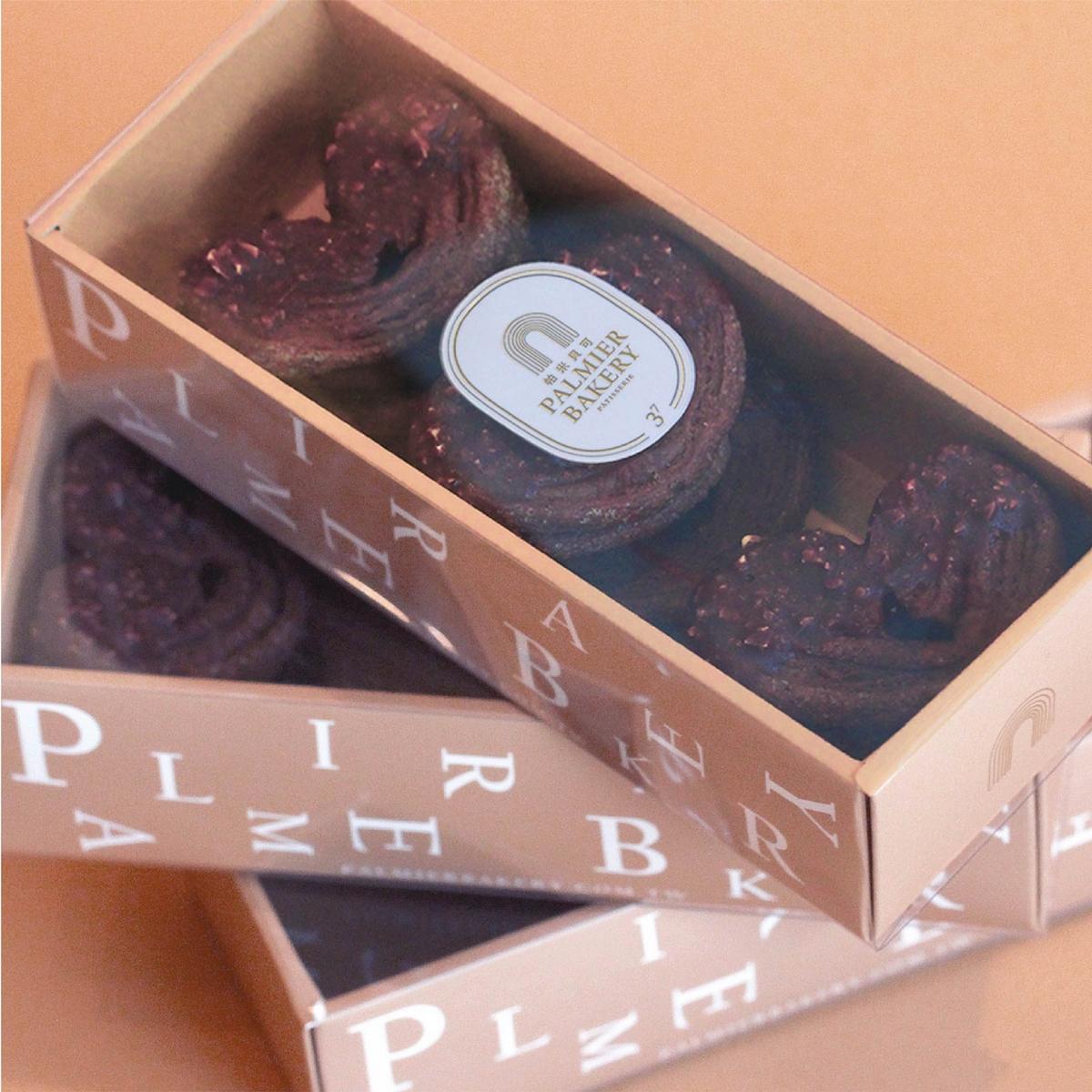 「蝴蝶酥千層專家」帕米貝可推出夏季限量新口味! 可可x榛果冰心千層巧酥冷藏口感升級超幸福!