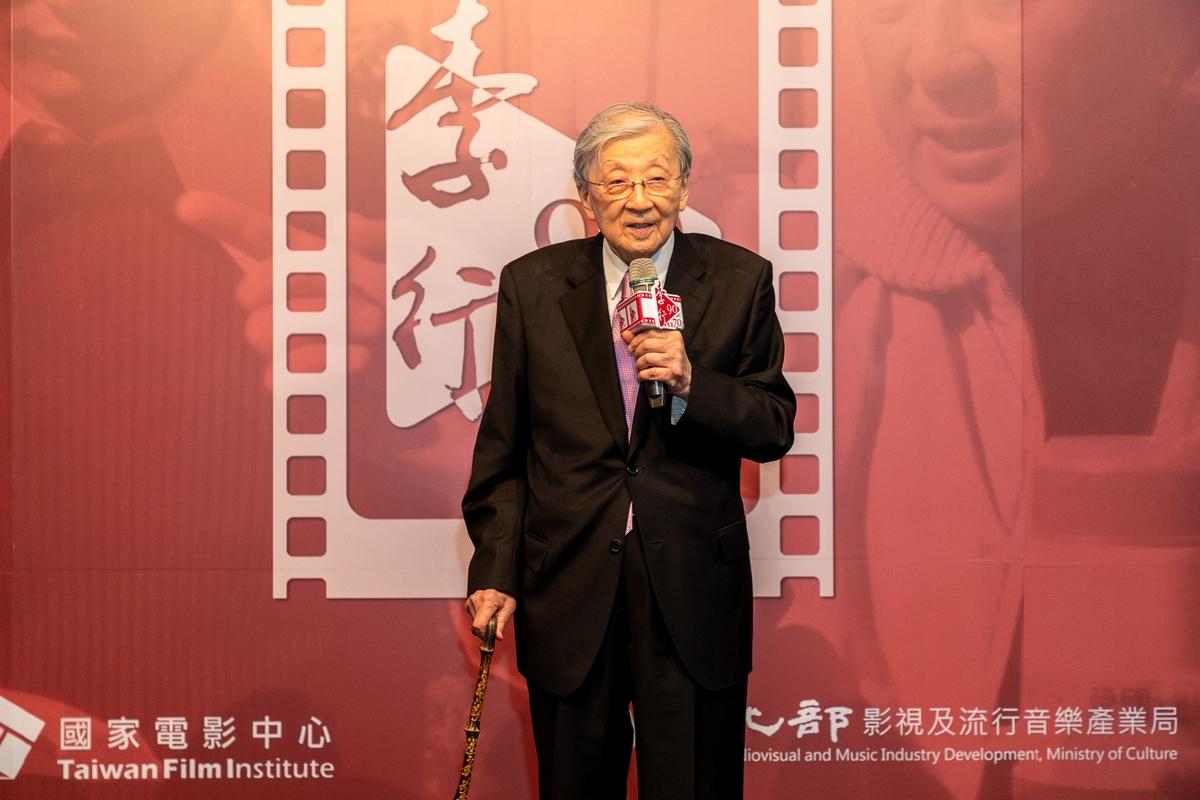 李行導演心肺衰竭辭世享耆壽91歲  朱延平哀悼「最麻吉的老麻吉去天上做菩薩了」