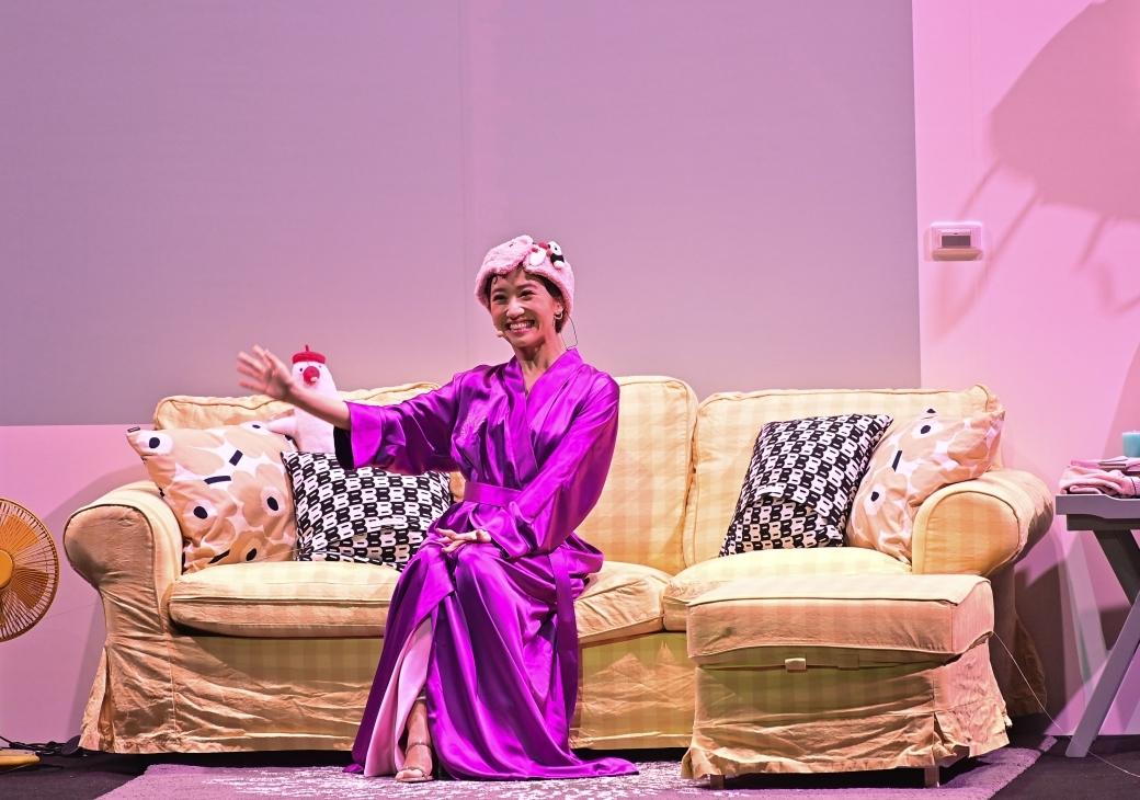 金曲32/金曲獎星光紅毯造型一次看!瑪麗鼓鼓展好默契、LULU彩虹洋裝超俏皮