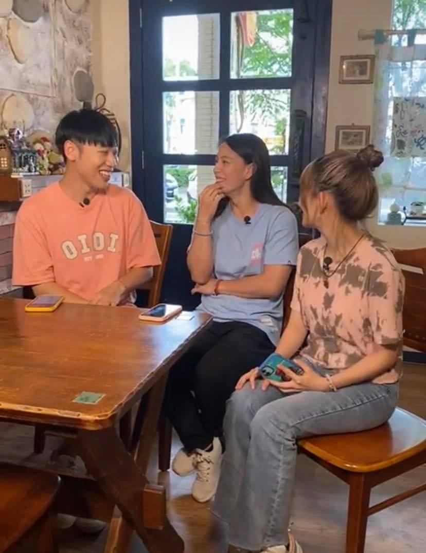 郭婞淳公布最愛台灣小吃!一講出來主持人小賴、阿樂黑人問號