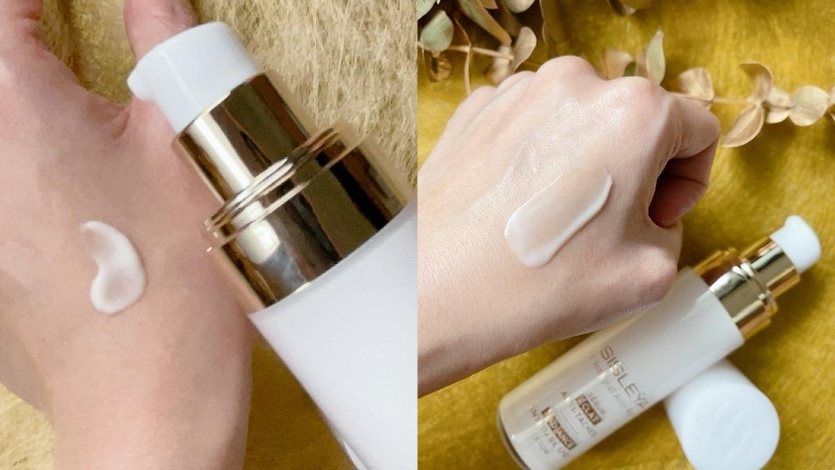 抗老保養要更新! Sisley全新 『抗皺活膚御緻粉燦極光精華』一滴幫肌膚打開粉紅濾鏡!