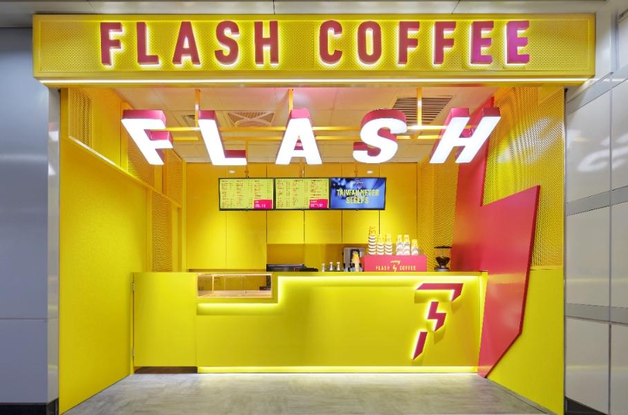 flash coffee