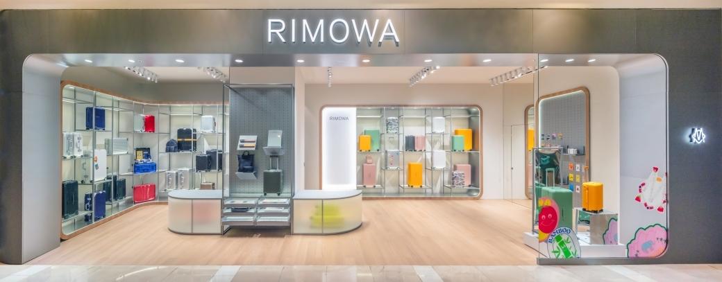 RIMOWA專門店首登台南!少女粉郵差包限量發售,還有獨家貼紙必須收藏啦!
