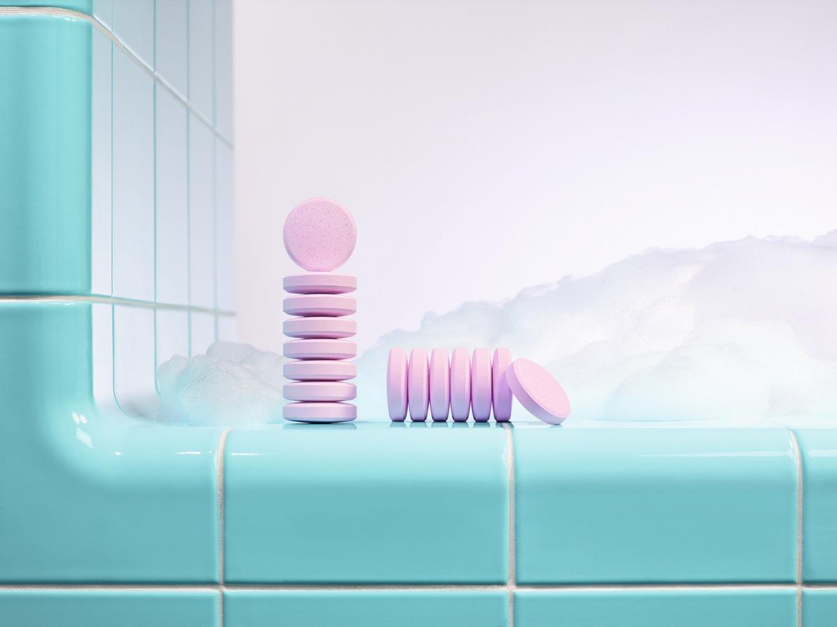 是少女就愛粉紅CHANCE,全新粉紅泡泡香氛沐浴球、粉紅甜蜜髮香修護油,讓妳的美好幸運從沐浴開始