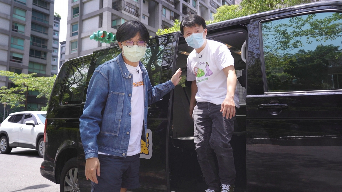 不只台語歌王許富凱助陣!台灣通勤第一品牌創節目紀錄