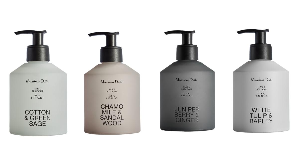 看到價格秒心動!這品牌首推出身體保養系列,每個香味都讓你無可抗拒