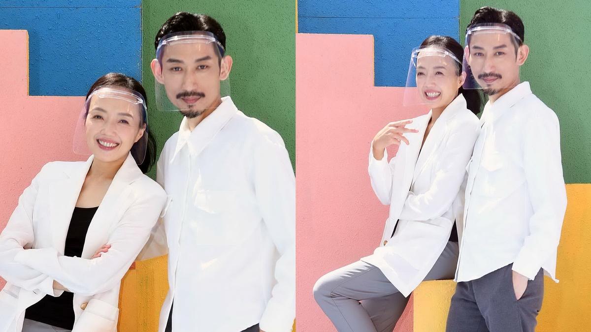 陳竹昇狂傳Line騷擾許芳宜!力邀舞蹈女神加盟《俗女2》被虧自肥