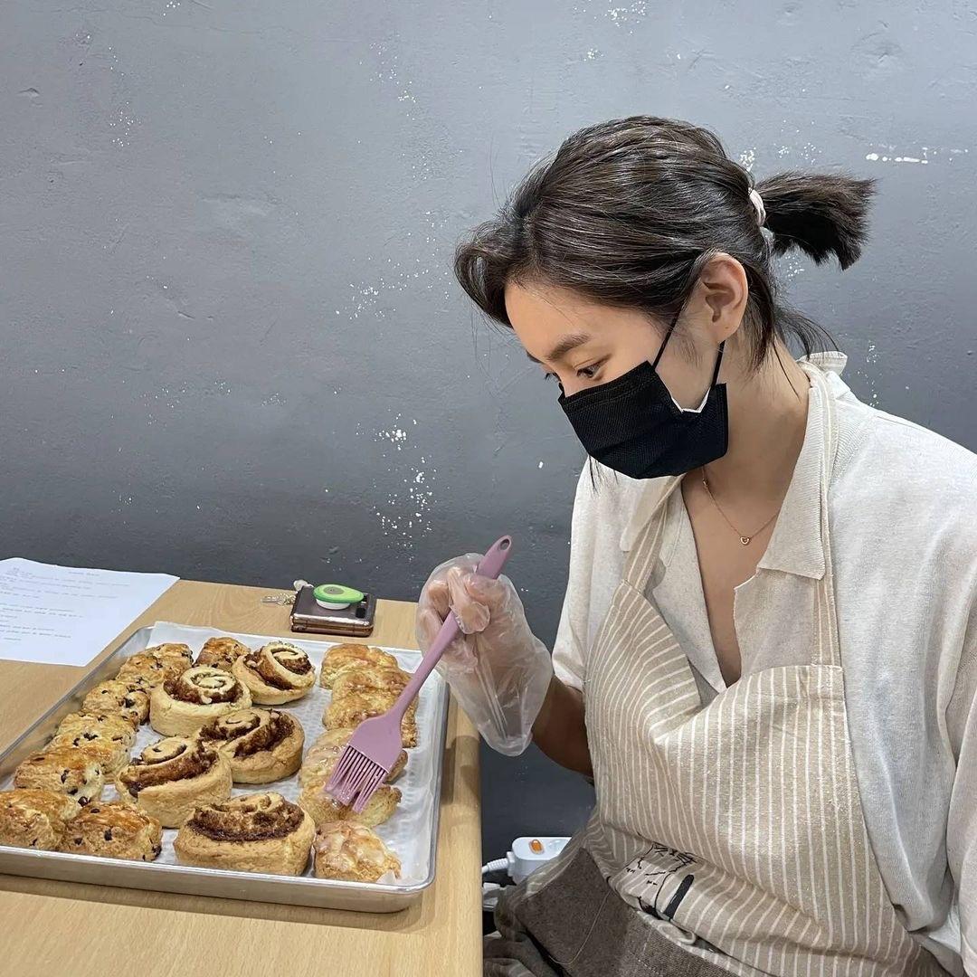 Uie戲裡戲外樂當小廚娘!自豪手藝能出書