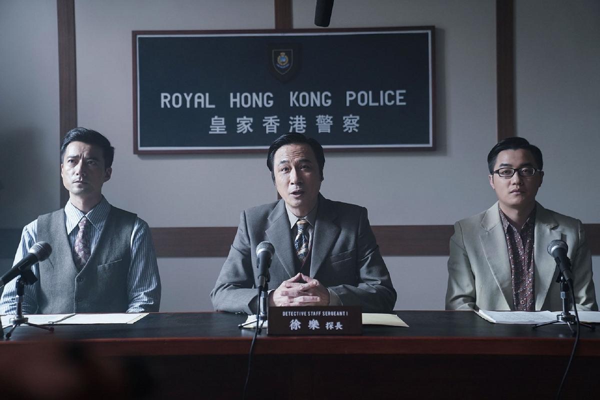 香港四大影帝正邪對決!梁家輝假鼻子扮跛豪、古天樂帥氣打貪