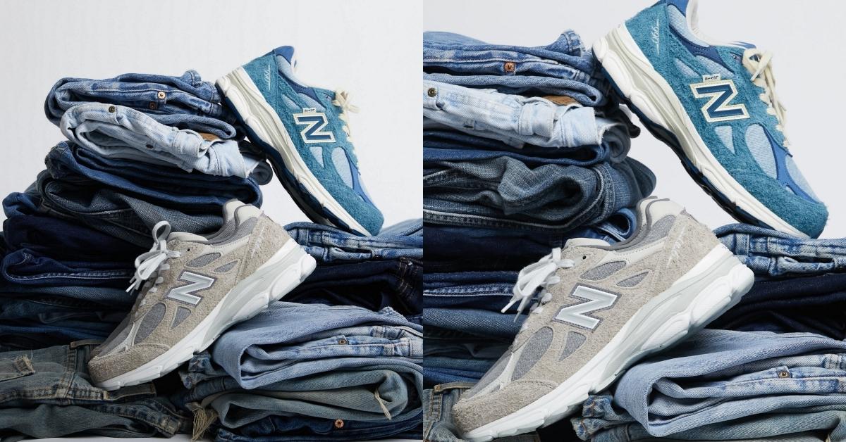 丹寧控注意!LEVI'S® X NEW BALANCE®、adidas Originals全新聯名,復古色系太帥~絕對是入秋必備