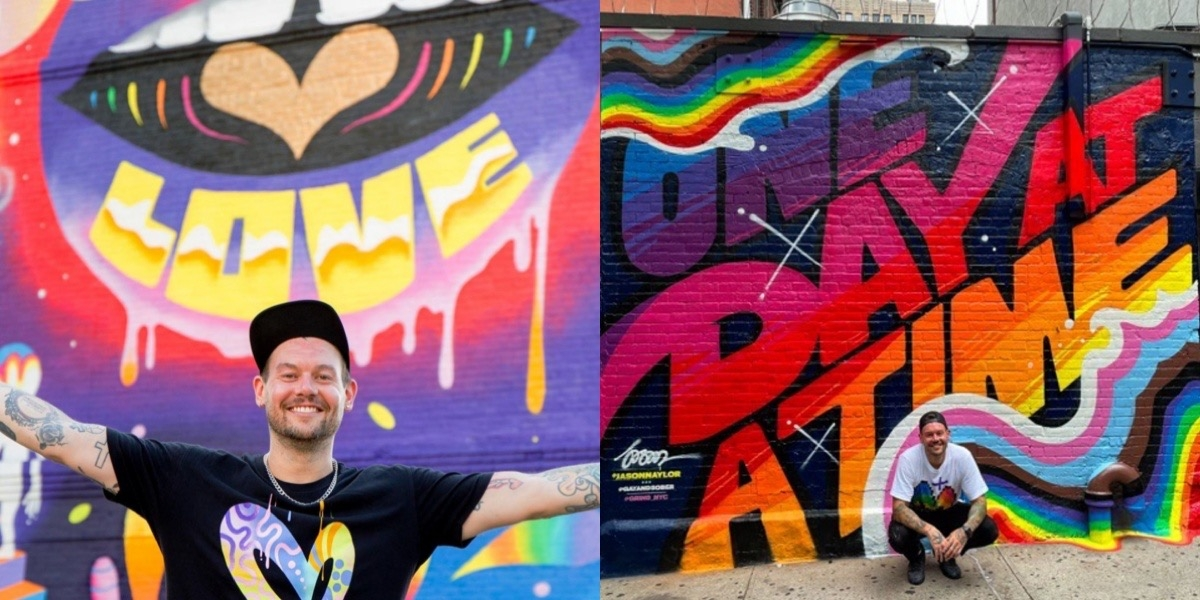 倩碧 #三步驟溫和潔膚水2號 真的是對抗口罩粉刺痘痘肌的寶貝!和紐約藝術家Jason Naylor 聯名布魯克林限量版絕對要好好收起來!