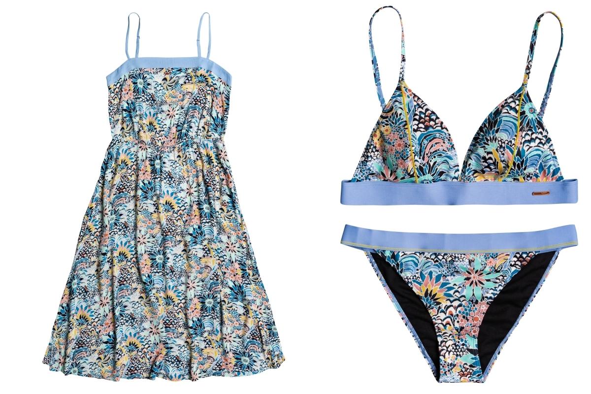 ROXY攜手英國百貨推出環保系泳裝!加碼WAT限量禮盒、秋季絕美泳裝只有台灣才買得到