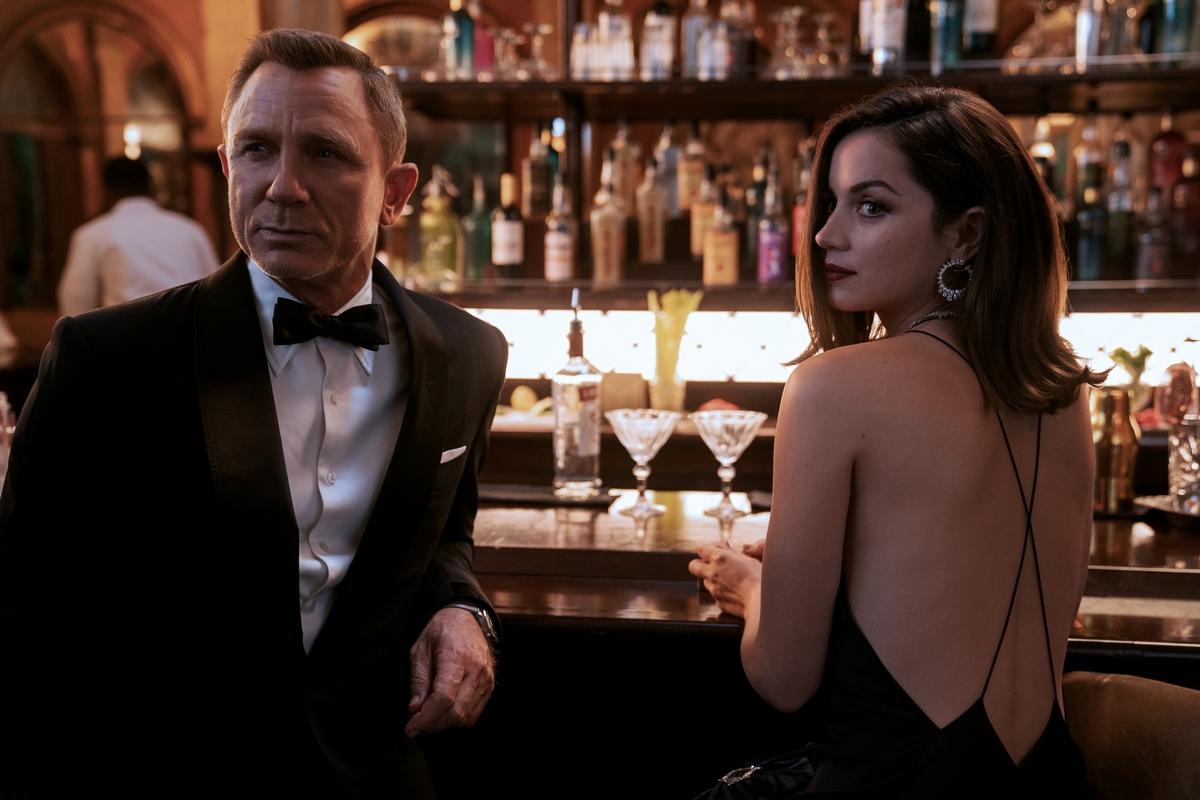 告別007 丹尼爾克雷格的最後一戰