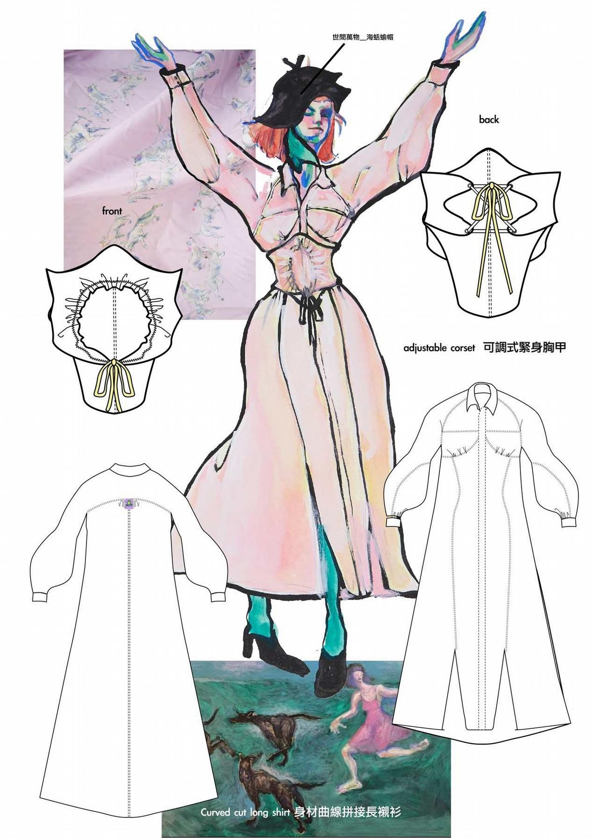 2021值得關注的10位新銳設計師!「台北好時尚」TOP時裝設計大賞決賽將登場