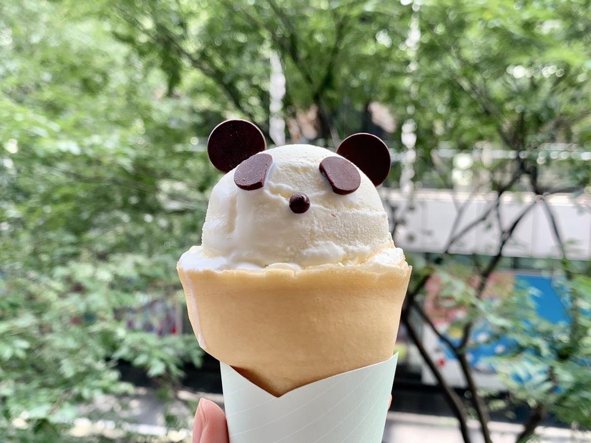 熊貓可麗餅萌到捨不得吃!信義區必吃甜點gelato pique cafe全新3款造型甜點、飲品療癒上市